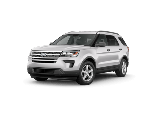 2019 Ford Explorer Base FWD for sale in West Covina, CA